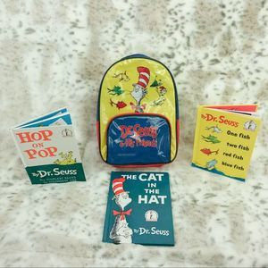Dr. Seuss Book Bundle